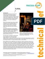 Energy for Rural Communities