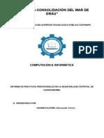 1.-Informe de Practicas Iniciales