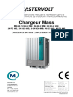 Notice Mastervot Chargeurs Mass
