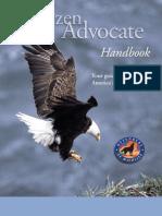 Citizen Advocate Handbook