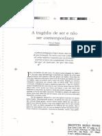 Paulo Freire - A tragédia de ser e não ser contemporâneo.pdf