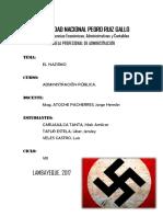 El Nazismo Grupo 15