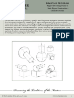 1 Geometric Forms Workbook - Watts Atelier