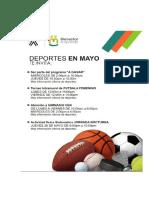 Publicidad Act Mayo