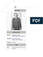 Jean Paul Getty Biografía