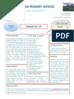 Newsletter 029