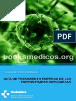 Guia de Tratamiento Empirico de Las Enfermedades Infecciosas