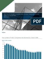 Slowdown in IPOs Eichler  SEC ACSEC Meeting-051017