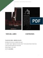 Garcia Hernando, Leonor - Tangos Del Orfelinato