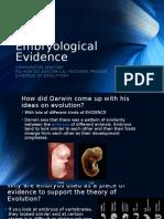 embryo evidence