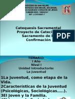 Catequesis de Confirmacon(1)