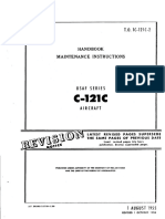 Lockheed C-121c Maintenance Manual T.O. 1C-121C-2