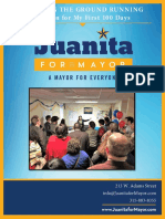 Juanita for Mayor