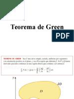 4.3- Teorema de Green