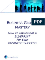 Blueprint for Business Success