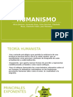 Humanism o 1
