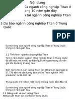 Titan China 2011