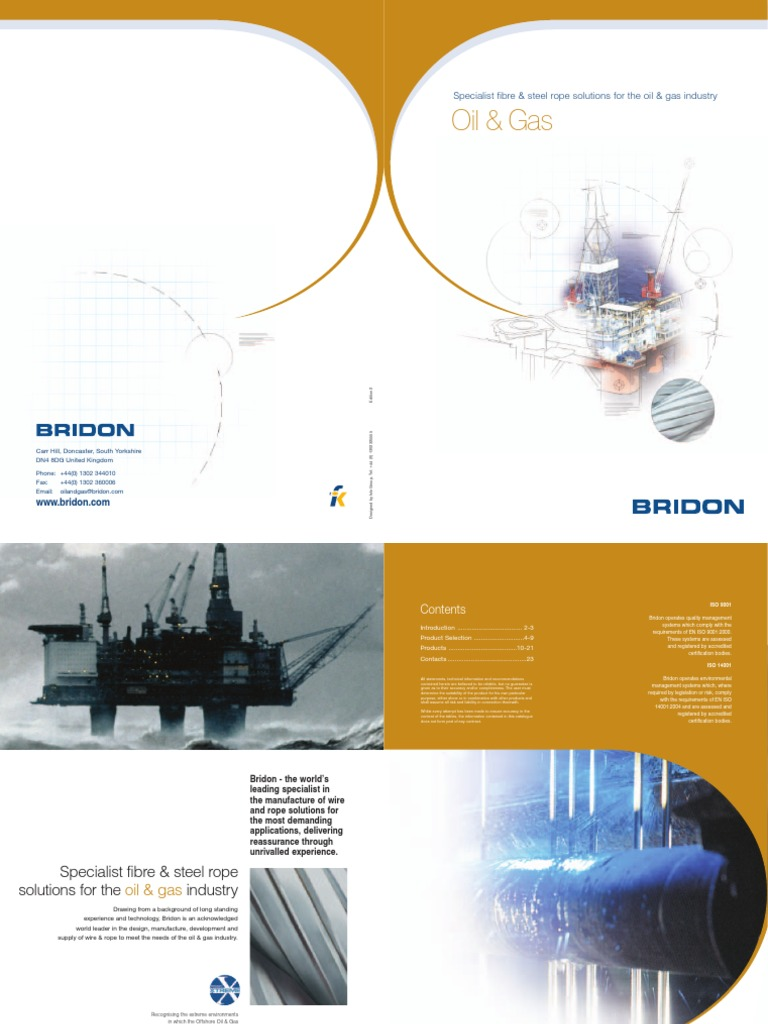 oil&gas-new.pdf | Rope | Wire