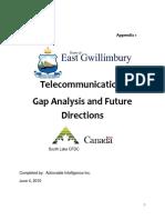 Telecommunication Study