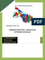 Trabajo Académico de Fundamentos Del Marketing