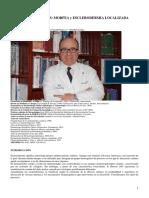 Esclerodermias Morfea y Localizada Dr. Fco 1