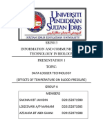 Data Logger Report