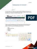 NetDispatcher Release Notes 04252017