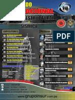 Diplomado Internacional INGENIERIA ESTRUCTURAL Y SISMICA (Ayacucho - Perú)