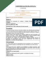 Teste Figura Humana - Exemplo de Avaliação e Cotação