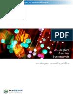 ISO 20121 Guia Para Eventos Sustentaveis