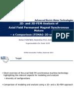 23 FEM 2D 3D Analyse Von Axialfeld PM Synchronmaschinen.iles