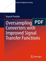 Oversampling A_D Converters With Improved Signal Transfer Functions