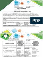 Guía de Actividades y Rúbrica de Evaluación - Paso 5 - Construcción y Análisis de Climograma