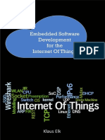 Embedded Software Development for the Internet of Things - Klaus Elk