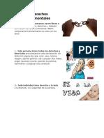 10 Derechos Fundamentales