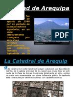 Catedral de Arequipa - Manayai