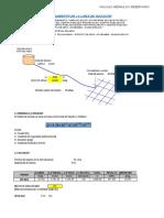 calculo hidraulico Reservorio 30m3