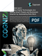 The Robot and I How New Digital Technologies Are Making Smart People and Businesses Smarter Codex1193