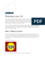 Adobe Photoshop Layers