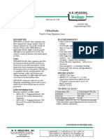 Thick CERAMAR Expansion Joint Filler