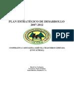 Plan Estrategico COCATRAL