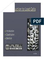 Introducion to Load Cells Utilcell