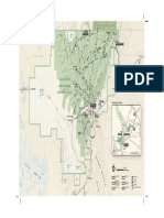 Guadalupe Mountains Parkmap