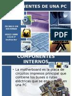 Presentación Componentes PC