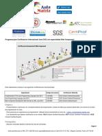 Capacitacion Programa Para Certificacion Internacional Java OCE Con Especialidad Web Component