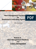 elearning module - colony management