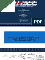 Diseño Vial Peru