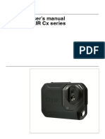 Flir - Manual Cx Series
