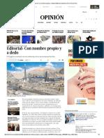 5Editorial_ Con Nombre Propio y a Dedo _ Editorial _ Opinión _ El Comercio Peru