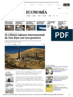 9Relanzan Subasta Internacional de Doe Run Con Tres Postores _ Peru _ Economía _ El Comercio Peru
